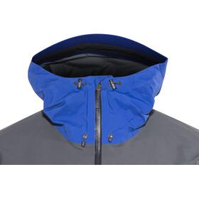 Haglöfs Spitz Jacket Men Magnetite/Cobalt Blue